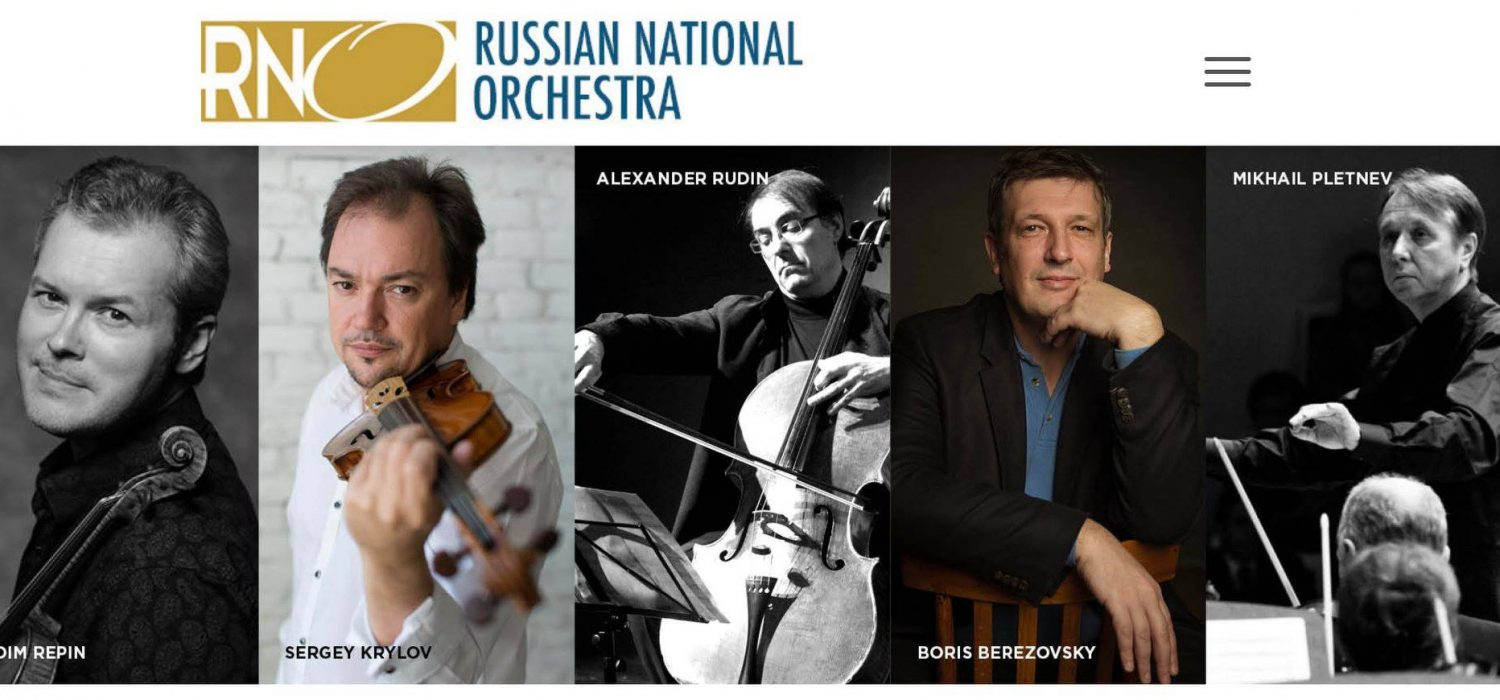 Russian National Orchestra 30th Anniversary Gala